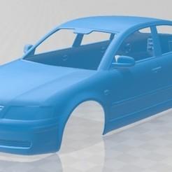 foto 1.jpg Download STL file Volkswagen Passat B5 1997 Printable Body Car • 3D printer template, hora80