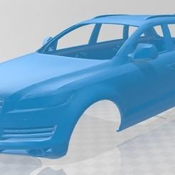 Descargar STL Q5 Printable Body Car, hora80