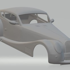 Descargar archivos 3D Morgan Aero Super Sport Printable Body Car, hora80