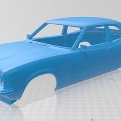 Descargar modelos 3D para imprimir Cortina MK3 Coupe Printable Body Car, hora80