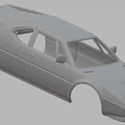 Imprimir en 3D M1 E26 Printable Body Car, hora80