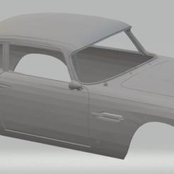 Télécharger fichier 3D Aston Martin Zagato Carrosserie imprimable, hora80