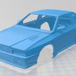 foto 1.jpg Download STL file Maserati Shamal 1990 Printable Body Car • 3D printer object, hora80