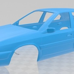 Descargar modelos 3D Citroen Xantia Printable Body Car, hora80