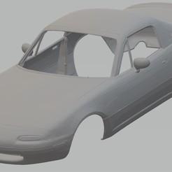 Télécharger objet 3D Mazda Miata 1995 Carrosserie imprimable, hora80