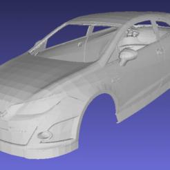 Télécharger plan imprimante 3D Siège Ibiza Cupra Cupra Carrosserie Imprimable, hora80