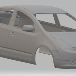 Télécharger fichier impression 3D Carrosserie imprimable Toyota Prius, hora80