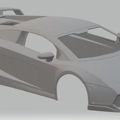 Descargar archivos STL Lamborghini Gallardo LP560 Printable Body Car, hora80