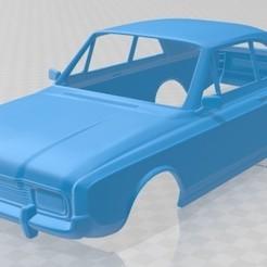 foto 1.jpg Download STL file Taunus Coupe 1968 Printable Body Car • Design to 3D print, hora80
