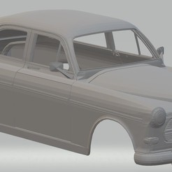 Descargar diseños 3D Volvo Amazon Printable Body Car, hora80