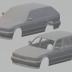 Foto 0.jpg Download STL file 525 Touring Printable Body Car • 3D printable template, hora80