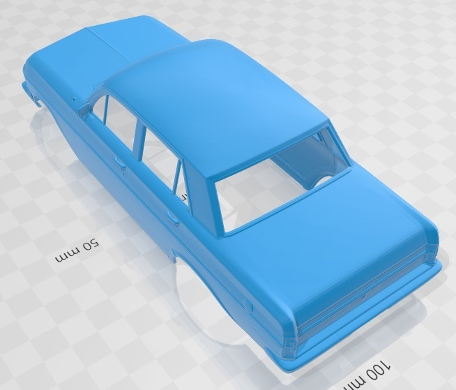 Holden Special EH 1963-4.jpg Download STL file Holden Special EH 1963 Printable Body Car • 3D printer object, hora80