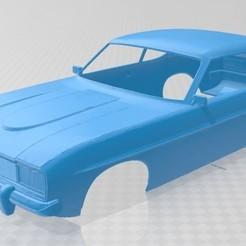 foto 1.jpg Télécharger fichier STL Carrosserie imprimable du Capri MK1 • Design pour imprimante 3D, hora80