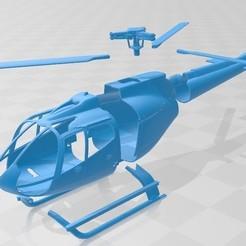 foto 10.jpg Download STL file Helicopter Printable • 3D print model, hora80