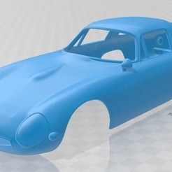 foto 1.jpg Download STL file Alfa Romeo Giulia TZ 1963 Printable Body Car • 3D printable model, hora80
