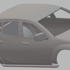 Imprimir en 3D Mitsubishi L200 Printable Body Car, hora80