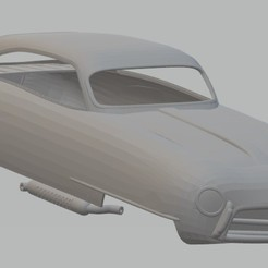 foto 1.jpg Download STL file Pegaso Printable Cupula Body Car • 3D printable object, hora80