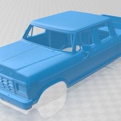 foto 1.jpg Download STL file F Crewcab 1978 Printable Body Car, • 3D printer template, hora80