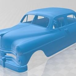 foto 1.jpg Download STL file Coronet 1950 Printable Body Car • 3D print template, hora80