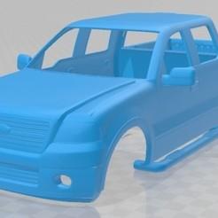 foto 1.jpg Download STL file F-150 Raptor Printable Body Car • 3D print template, hora80