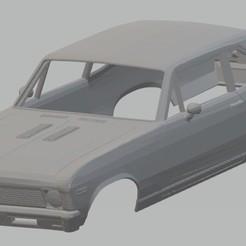 Download 3D printer designs Nova SS Printable Body Car, hora80