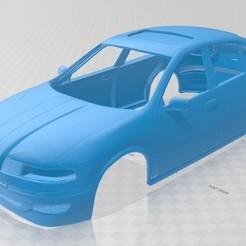 Download 3D printing models Seat Leon 1999 Printable Body Car, hora80