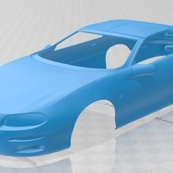 Download 3D printer model Camaro 2000 Printable Body Car, hora80