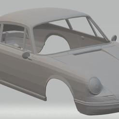 Descargar archivo 3D Porsche 911 1967 Printable Body Car, hora80