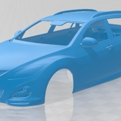 foto 1.jpg Download STL file 2011 Mazda 6 Wagon Printable Body Car • 3D printable design, hora80