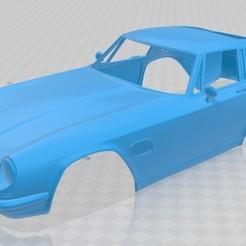 foto 1.jpg Télécharger fichier STL AC 428 1965 Voiture à carrosserie imprimable • Objet pour impression 3D, hora80