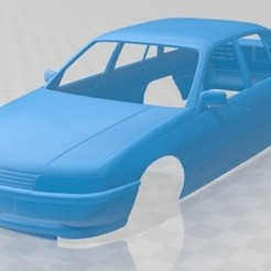 foto 1.jpg Download STL file Holden Commodore 1988 Printable Body Car • 3D printable object, hora80