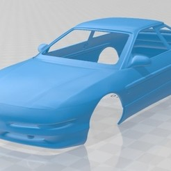 foto 1.jpg Download STL file Probe GT 1995 Printable Body Car • 3D print model, hora80