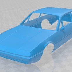 foto 1.jpg Télécharger fichier STL Ferrari 365 GT4 1972 Carrosserie imprimable • Objet à imprimer en 3D, hora80