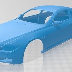foto 1.jpg Download STL file M6 Coupe Printable Body Car • 3D printing template, hora80
