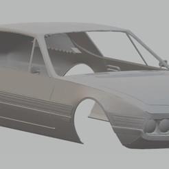 Download 3D printer designs Volkswagen SP2 Printable Body Car, hora80