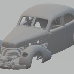 Descargar diseños 3D Cord 812 - 1937 Printable Body Car, hora80