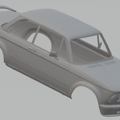 Descargar modelos 3D para imprimir 2002 TI Printable Body Car, hora80