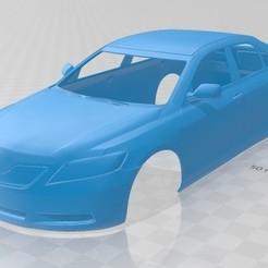 Descargar diseños 3D Toyota Camry Printable Body Car, hora80
