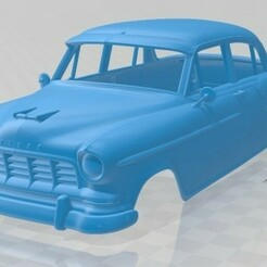 Holden Special 1958-1.jpg Télécharger fichier STL Voiture à carrosserie imprimable Holden Special 1958 • Design à imprimer en 3D, hora80