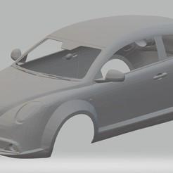 Descargar modelos 3D Alfa Romeo Mito Printable Body Car, hora80