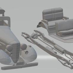 Download 3D printer designs Cadillac V 16 Printable Car, hora80