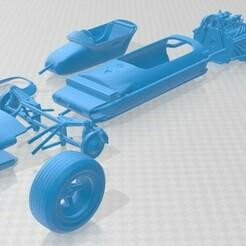Lotus 49 1967 - Separado-1.jpg Download STL file Lotus 49 1967 Printable Car • Template to 3D print, hora80