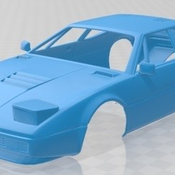 Download 3D printer files M1 1978 Printable Body Car, hora80