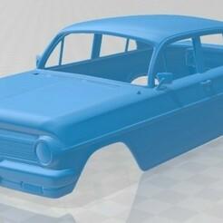Holden Special EH 1963-1.jpg Télécharger fichier STL Carrosserie imprimable de la Holden Special EH 1963 • Design pour imprimante 3D, hora80
