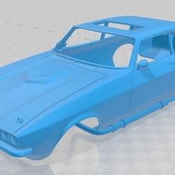 foto 1.jpg Download STL file Coupe Hatchback Printable Body Car • 3D print template, hora80