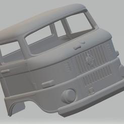 Descargar diseños 3D IFA W50 Printable Cabin Truck, hora80