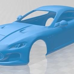 foto 1.jpg Download STL file Maserati GT Printable Body Car • 3D print template, hora80