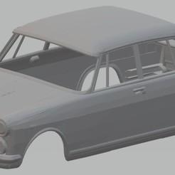 Descargar diseños 3D Alfa Romeo 2000 1957 Printable Body Car, hora80