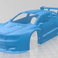 foto 1.jpg Télécharger fichier STL M1 GC10-V8 Coupé 2011 Carrosserie imprimable • Objet à imprimer en 3D, hora80