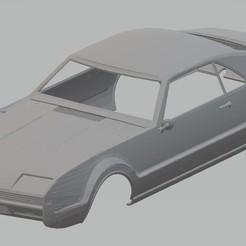 Download 3D model Tornado 1966 Printable Body Car, hora80